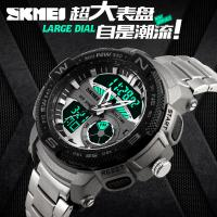 Wholesale Big Black Face Analog Digital Watch / Sports Wrist Watch Daily Alarm from china suppliers