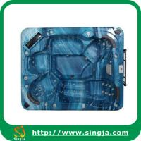 Wholesale Navy blue Acrylic mini spa hot tub(SJ-0601) from china suppliers