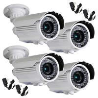 Wholesale Weatherproof Night Vision Surveillance Camera 12VDC For Kindergarten from china suppliers