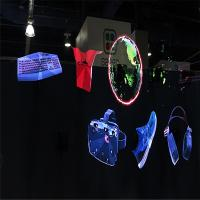 Wholesale Hypervsn Holographic Projector POV Display for Indoor Advertisement with 174 view angle from china suppliers