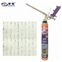 Wholesale All Season Waterproof Polyurethane Foam Sealant 24 Hours Curing For Gap Filling from china suppliers