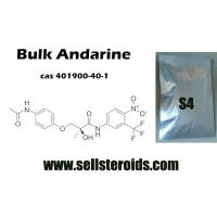 Buy cheap Anabolic Bulking Cycle Steroids Andarine S4 CAS 401900-40-1 for Bodybuilding from wholesalers