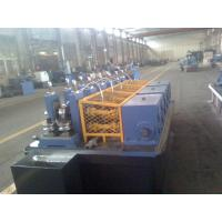 Wholesale Auto Steel Pipe Production Line Hoop Cage Straighten Rectangular Pipe from china suppliers