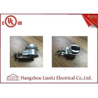 """Wholesale 3/8"""" Flexible Conduit Fittings Galvanized Saddle Connector for Metallic from china suppliers"""