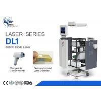 Wholesale TEC Cooling Germany Bars 808 Diode Laser Hair Removal Machine 53 * 48 * 104cm from china suppliers