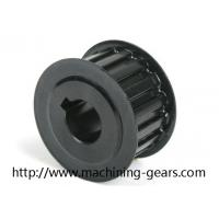 Buy cheap Industrial Transmission Synchronous Belt Pulley Ra 0.8-3.2 Surface Roughness from wholesalers