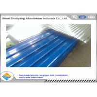 Wholesale Environmental Protection Painted Corrugated Aluminum Sheet H14 H24 H18 H112 from china suppliers