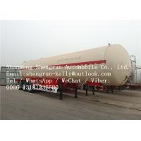 Wholesale Safety 13.56 mm Tank Thick LPG Semi Trailer with 58.8 cbm Loading capacity from china suppliers