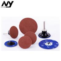 Wholesale Glass Ceramic Right Angle Grinder Sanding Discs Quick Change Exceptional Durability from china suppliers
