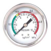 Wholesale pressure gauge, pressure gage, pressure meter, piezometer, pump accessory from china suppliers