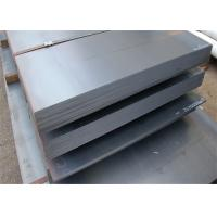 Buy cheap Hot Rolled Steel Sheet SS400Cr A36 ASTM A572M Anti Corrosion Thickness 2.5-20mm from wholesalers