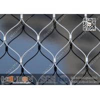Wholesale 316L Stainless Steel Wire Rope Mesh | China Factory Direct Sales from china suppliers