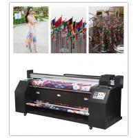 Wholesale Pigment Sublimation Flag Digital Fabric Printing Machine / Polyester Outdoor Printing Machine from china suppliers