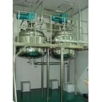 Wholesale 7.5 Kw Large Volume Stainless Steel Mixing Vessels Temperature Control from china suppliers