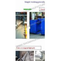 Wholesale Light Pole Production Line from china suppliers