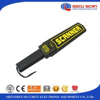 Wholesale Hand Held Metal Detector AT-2008 human body scanner for airport security check from china suppliers