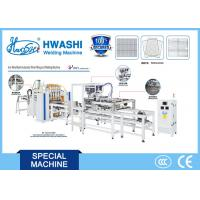 Wholesale Bucket Grill Wire Mesh Spot Welding Machine with Automatic Wire Filling System from china suppliers