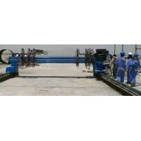 Wholesale Plasma Metal Cutting Machine , Industrial Cnc Pipe Cutting Machine from china suppliers