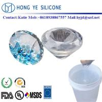 Wholesale Easy-operation two component tin cure silicone for casting resin molds from china suppliers
