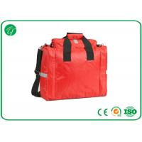 Wholesale Professional Medical First Aid Kit Emergency For Hiking / Camping PVC For Adult from china suppliers