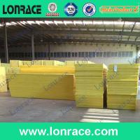 Quality CE and ISO certificated Glass Wool insulation with vaccm packing for sale