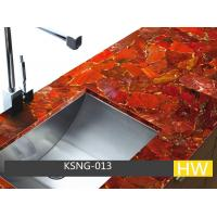 Wholesale Red Jasper Vanitytop from china suppliers