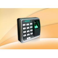 Wholesale Security Door Simple Fingerprint Access Control System With Smart Card Reader from china suppliers