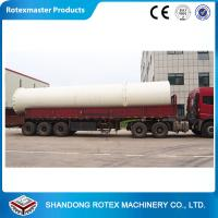 Wholesale Wood chips , Wood shavings Rotary Drum Dryer with 12 months Warranty from china suppliers