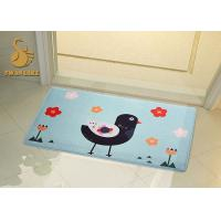 Wholesale Eco - Friendly Microfiber Floor Rugs And Carpets For Bedroom / Living Room from china suppliers