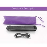 Wholesale Wireless Gift Rechargeable Hair Straighteners / Small Flat Iron With 3 Setting from china suppliers