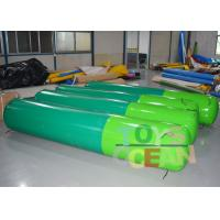 Wholesale Custom Inflatable Paintball Bunkers Airsoft Paintball Bunkers 0.6mm PVC Vinyl from china suppliers
