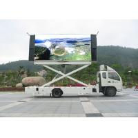 Wholesale RGB P10 Truck Mounted LED Display Signs High Definition 1 / 4 Scan from china suppliers