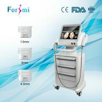 Wholesale 65-70Celsius meet different treatment area on face ulthera treatment ultherapy machine for sale from china suppliers