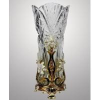 Wholesale enamel home decoration  crystal vase ,lily vase from china suppliers