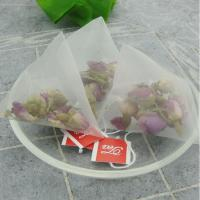 Buy cheap flower tea pyramid packing machine from wholesalers