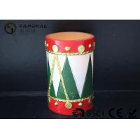 Wholesale Tree Shaped Christmas Led Candles With Timer Energy Saving 8*12cm from china suppliers