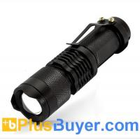 Wholesale Super Bright Mini CREE Flashlight (360 Lumens, All Metal Construction) from china suppliers
