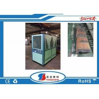 Wholesale 15ton Industrial Air cooled Water Chiller Units with Scrol Copeland Compressor for the Food Industry from china suppliers