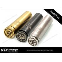 510 Atomizer Stainless Steel Clone Mod , Zombi Mod For Huge Market