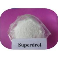 Wholesale Bodybuilding Injectable Anabolic Steroids Superdrol Powder Methasterone Powder from china suppliers