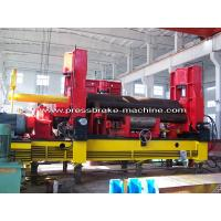 Wholesale CNC Hydraulic Three Roller Bending Machine For Steel Sheet PLC Control from china suppliers
