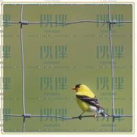 Wholesale China factory export Hot dipped Galvanized cattle fence,Deer field fence,deer fence from china suppliers