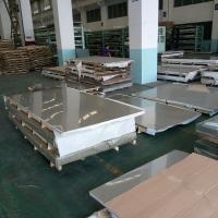 Wholesale TISCO Cold Rolled 445 Stainless Steel Sheet Metal / 0.4 - 3.0mm Thickness 2B With 4 Feet Width from china suppliers