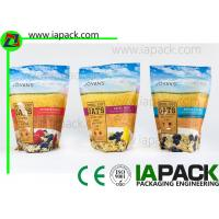 Quality Oats Zipper Bag Packing Machine Bag Filling And Sealing Packaging Machine Doypack Packaging Machine stand-up zipper Bag for sale