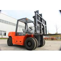 Wholesale powerful 3m lifting height 7T Diesel forklift with nice price and good performance use in outdoor of  warehouse from china suppliers