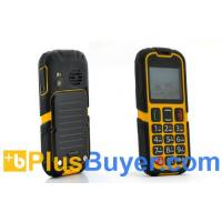 Wholesale Rugged Senior Citizen Phone (Dual SIM, Quad Band, Bluetooth, SOS) from china suppliers