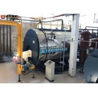 Wholesale 12T Diesel Fired Oil Steam Boiler , High Efficiency Oil Boiler Operate Safety from china suppliers
