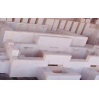 Buy cheap Fused cast AZS Block from wholesalers