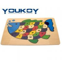 Quality Wooden Educational Puzzle Toys(PT1021) for sale