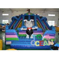 Wholesale Rabbit Playland Inflatable Playground Children Inflatable Amusemen 8 x 8 x 4 m from china suppliers